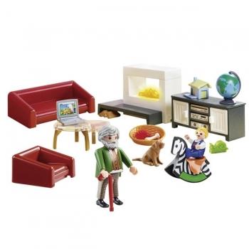 Playmobil Σαλόνι Κουκλόσπιτου