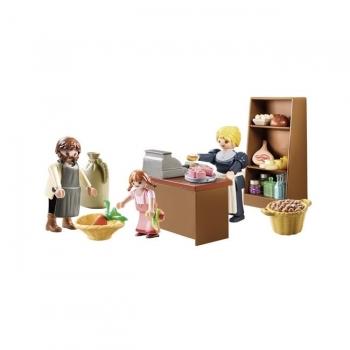 Playmobil Το Μπακάλικο Της Οικογένειας Κέλλερ