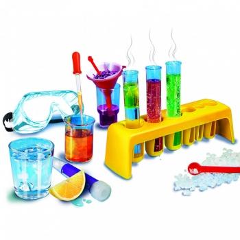 Εργαστήριο Χημείας - Μαθαίνω & Δημιουργώ