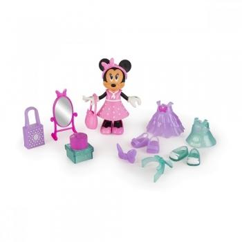 Minnie Shopping Κούκλα Με Ρούχα