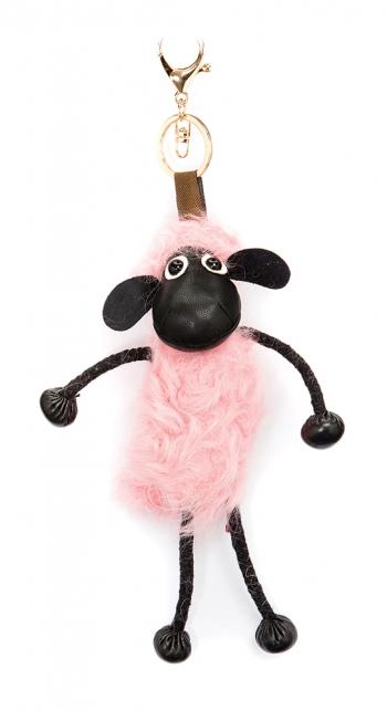 Διακοσμητικό Τσάντας Πρόβατο 4 Χρώματα