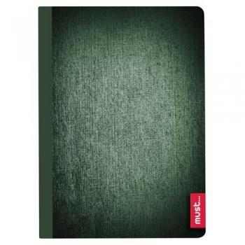Τετράδιο Foldi 17x25 2Θ Must Jean - 64Φ 4 Σχέδια