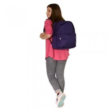 Σχολική Τσάντα - Σακίδιο Must Monochrome Μωβ