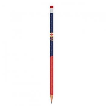Μολύβι με Γόμα Barcelona 2 Σχέδια