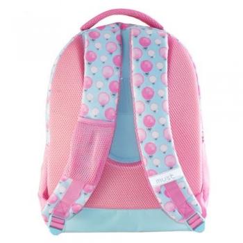 Σχολική Τσάντα Must  Κορίτσι με Μπαλόνια