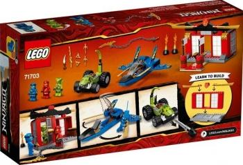 Lego Ninjago: Storm Fighter Battle 71703