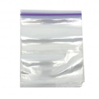 Σακουλάκι Πλαστικό Φαγητού 2 Zip 27x28 10 τμχ