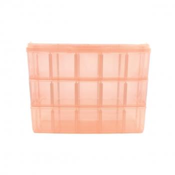Κουτί Αποθήκευσης Πλαστικό  17x26 30 Θέσεων