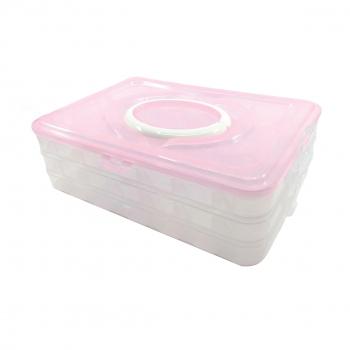 Κουτί Αποθήκευσης Πλαστικό 22X36 63 Θέσεων