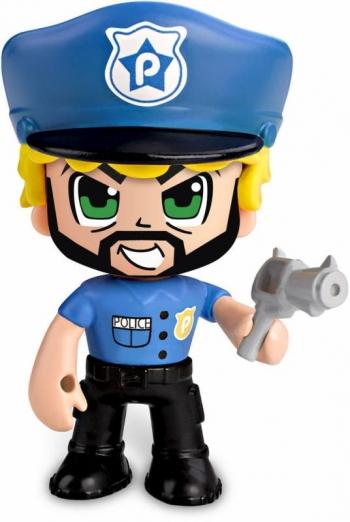 Pinypon Action Αστυνομικό Όχημα & Φιγούρα