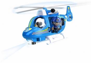 Pinypon Action Ελικόπτερο Αστυνομίας & Φιγούρα