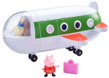 Peppa Pig Το Αεροπλάνο Της Peppa
