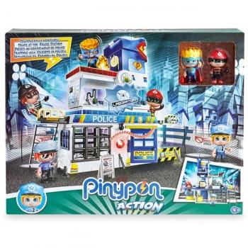 Pinypon Action Αστυνομικό Τμήμα