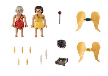 Playmobil History Ο Δαίδαλος Και Ο Ίκαρος