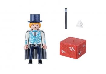 Playmobil Ταχυδακτυλουργός