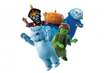 Playmobil Scooby-Doo Φιγούρες Μυστηρίου (Σειρά 1)