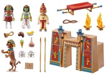 Playmobil Scooby-doo Περιπέτεια Στην Αίγυπτο