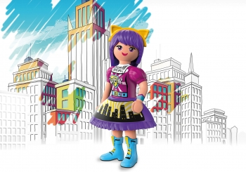 Playmobil EverDreamerz Βιόνα Comic World