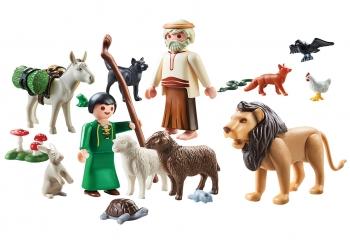 Playmobil History Play & Give 2020 Μύθοι του Αισώπου