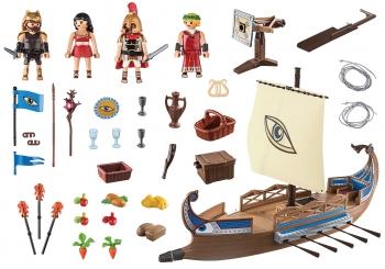 Playmobil History Ο Ιάσωνας και οι Αργοναύτες