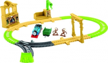 Fisher Price Thomas Παλάτι με Μαϊμουδάκια