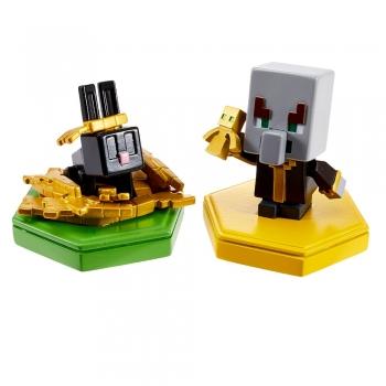Φιγούρες Minecraft Earth Σετ Των 2 Με Τσιπάκι (GKT41)