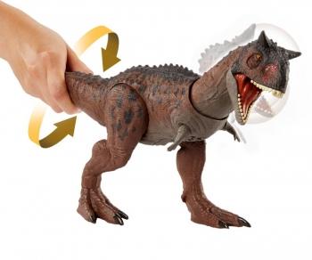 Jurassic World Carnotaurus Με Ήχους
