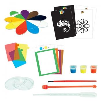 Montessori Ένας Κόσμος Χρωμάτων