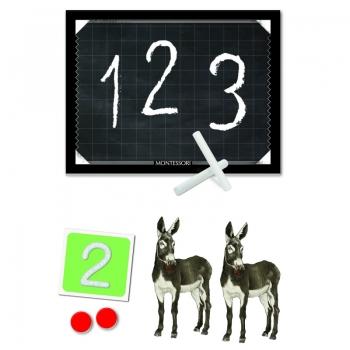 Montessori Οι Αριθμοί