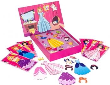 Magnet Box- Πριγκίπισσες Dress Up