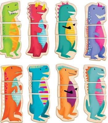 Magnet Box- Δεινόσαυροι (64043)