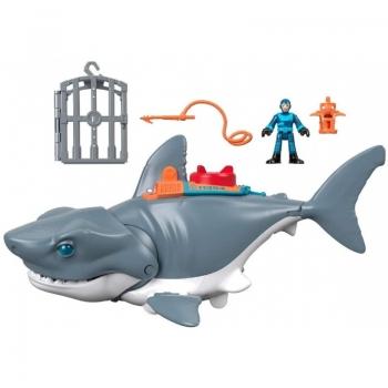 Fisher-Price Imaginext Καρχαρίας Υποβρύχιο (GKG77)