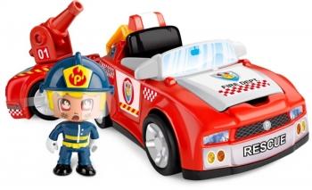 Pinypon Action Πυροσβεστικό Όχημα & Φιγούρα 700014610