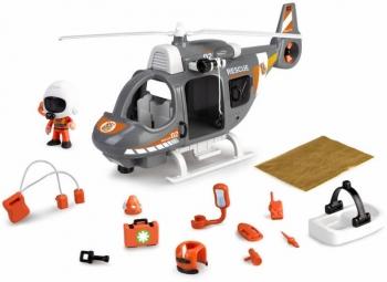 Pinypon Action Ελικόπτερο Διάσωσης & Φιγούρα (700015350)