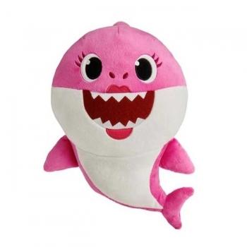 Baby Shark Λούτρινο Με Ήχους 3 Σχέδια (BAH01000)
