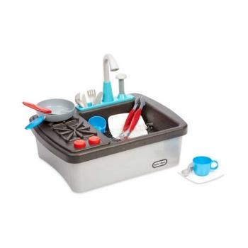 little tikes Οι Πρώτες Μου Συσκευές Νεροχύτης Και Κουζίνα (LTT42000)