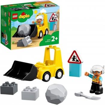 LEGO Duplo Μπουλντόζα (10930)