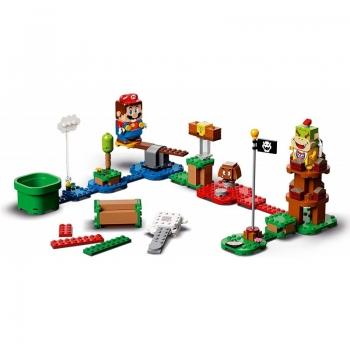 LEGO Super Mario Βασική Πίστα - Περιπέτειες Με Τον Mario (71360)