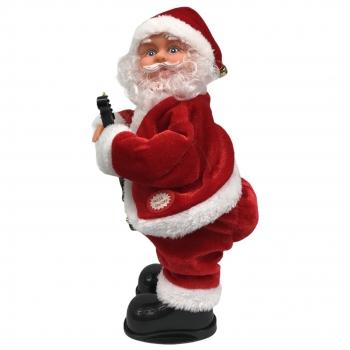 Χριστουγεννιάτικο Μηχανικό Παιχνίδι Άη Βασίλης