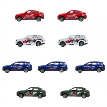 Σετ Μεταλλικά Racing Οχηματα