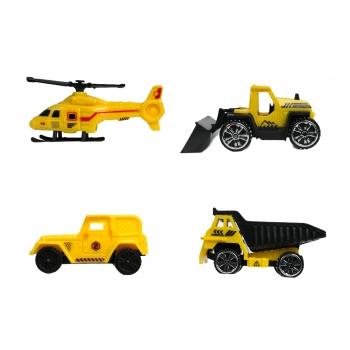 Καρτελα 4 Οχηματα Model Vehicle
