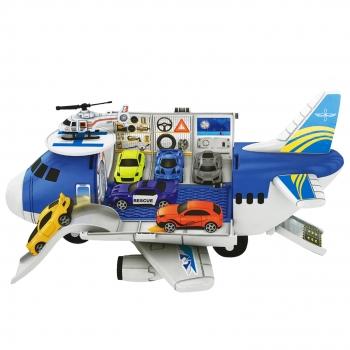 Αεροπλάνο-Γκαράζ Με Αυτοκίνητα