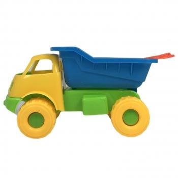 Φορτηγό Πλαστικό Κίτρινο Πορτοκαλί