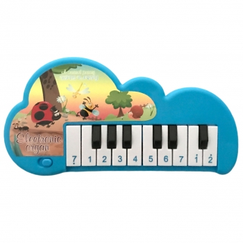 Μουσικό Πιανάκι Πλαστικό 20 εκ.