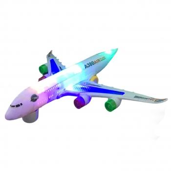 Αεροπλάνο Boeing με Φως και Ηχο  40εκ