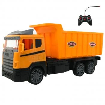 Τηλεκατευθυνόμενο Φορτηγό Με Ανατρεπόμενη Καρότσα