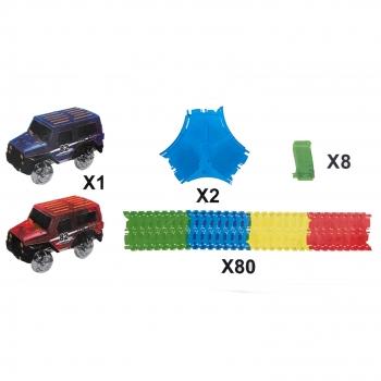 Αυτοκινητόδρομος Magic Track  & Αυτοκίνητο 90TMX