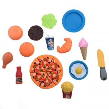 Πλαστικό Σετ Φαγητού 38.5X30.5X4.5