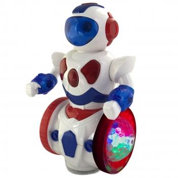 Ρομπότ Χορευτής με Φως και Κίνηση