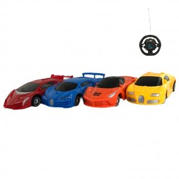 Τηλεκατευθυνόμενο Όχημα Super Car με Τιμονιέρα 4ΣΧΔ 1:24